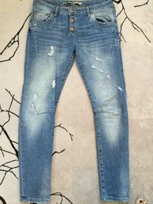 Lässige Jeans von PLEASE in Gr. L