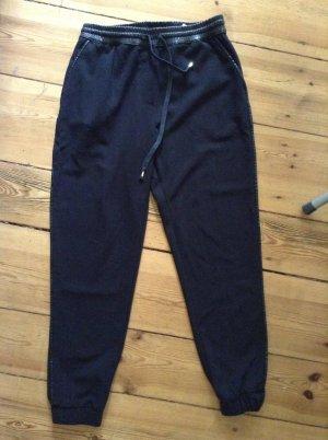 Only Harem Pants black