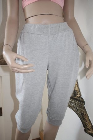 Sweat Pants light grey-silver-colored