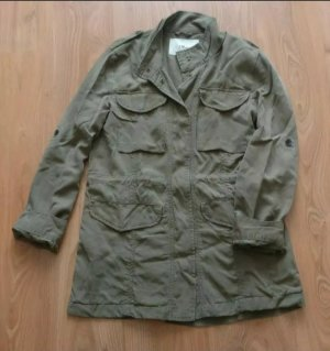 Lässige Military-Jacke/Übergangsjacke/Jeansjacke Boyfriend,LTB,Neu,khaki,Gr. S