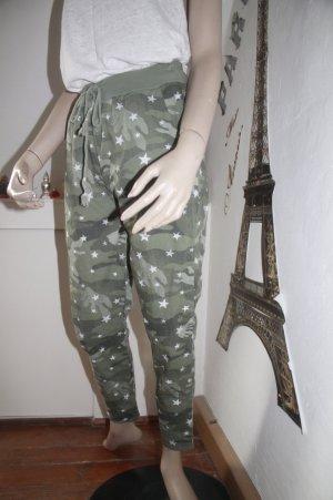 lässige Pant * Camouflage * Camo * Sterne * One Size * passt S - L * NEU *