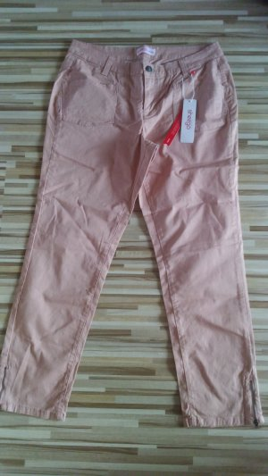 Sheego Vaquero elásticos rosa claro