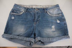Vero Moda in Blue Short en jean bleuet