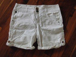 Lässige Shorts von edc by ESPRIT - weiß - WIE NEU