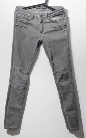 Lässige Skinny Jeans von Zara