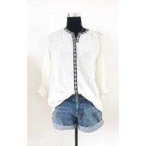 lässige Sommer Jeansshorts blau 29 30 Denim Shorts kurze Hose Boyfriend Style 38 40