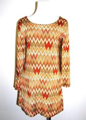 Lässige Tunika - Longshirt von Made in Italy Gr. 36/38