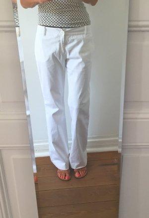 lässige weiße Hose von ZARA * Gr. M 38 * wie NEU!