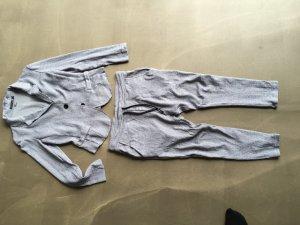 Imperial Sweat gris tissu mixte