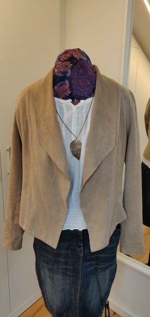 Zero Leather Blazer multicolored