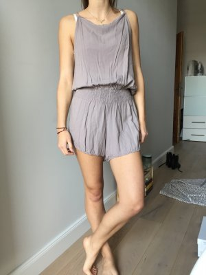 Brandy & Melville Jumpsuit dusky pink cotton