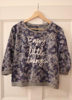 lässiger kurzer Pullover
