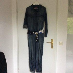 Lässiger Overall aus Jeansstoff von Esprit