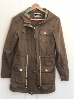 Authentic Parka lichtbruin