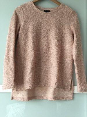 Villa Kraagloze sweater veelkleurig