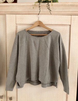 COS Oversized Sweater light grey-grey
