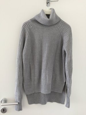 Lässiger Rollkragen Pullover XS