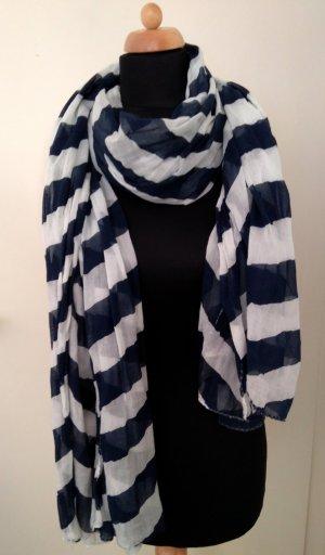 Lässiger Streifen-Schal