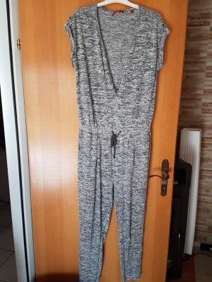 lässiger Strick Jumpsuit # Grösse D 42 XL #