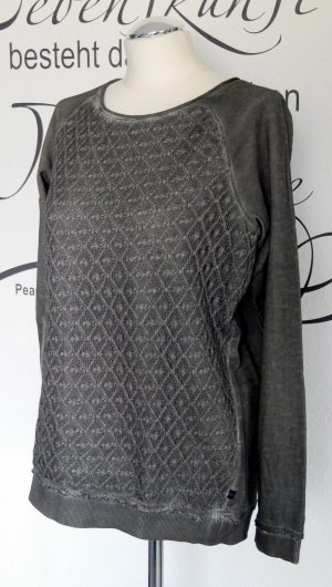 Lässiger Sweater im Used-Look (s.Oliver Denim)