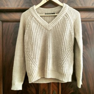 lässiger Zara Knit Pullover