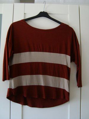 Lässiges, 3/4-Arm Shirt, Gr.36