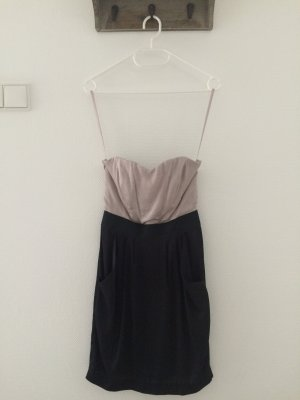 lässiges A-Linien Kleid