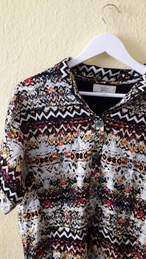 Nümph Camisa de manga corta multicolor