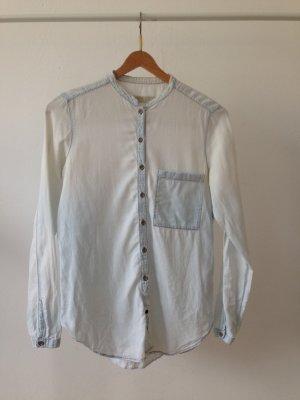 Lässiges jeanshemd von Zara