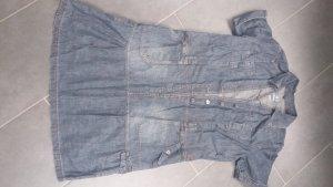 lässiges Jeanskleid mit vielen tollen Details