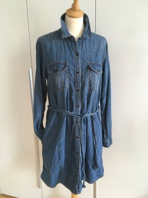 Gap Robe en jean multicolore