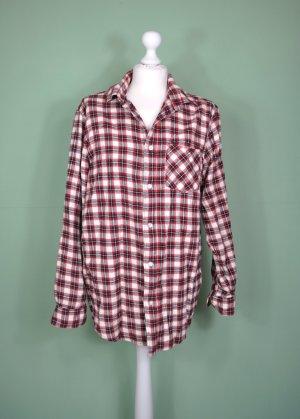 Vintage Camicia da boscaiolo multicolore