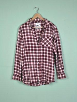 Vintage Camisa de leñador multicolor
