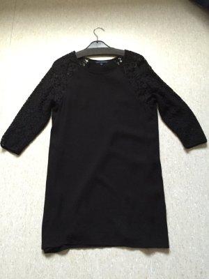 Lässiges Kleid mit 3/4 Ärmeln aus Spitze von French Connection