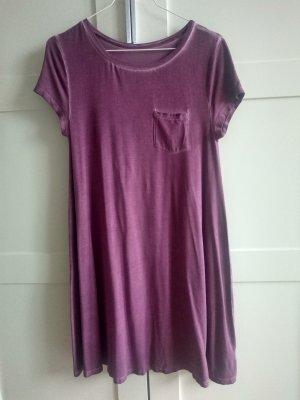 Lässiges Kleid mit Farbverlauf