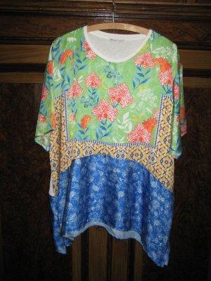 Lässiges, luftiges oversize Shirt, Tunika von Zara Gr. L