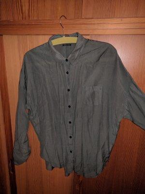 Lässiges Oversize-Hemd von Maison Scotch in khaki