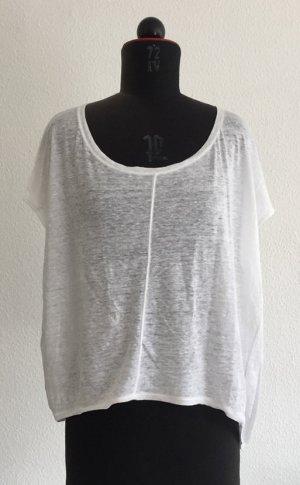 lässiges oversize Leinen Shirt von American Vintage (onesize)