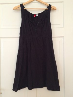 Lässiges schwarzes Kleid H&M