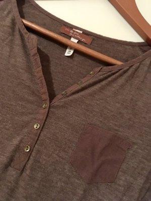 Lässiges Shirt für den Herbst