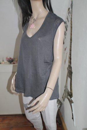 Lässiges Shirt * Leinen * Größe L * nie getragen *
