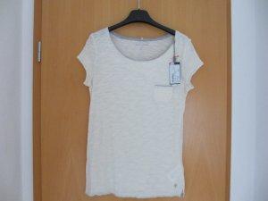 Lässiges Shirt von MARC O' POLO in cremeweiss Größe XS