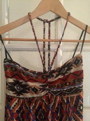 Lässiges Sommerkleid im Etno Look