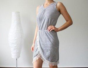 BlendShe Shortsleeve Dress multicolored