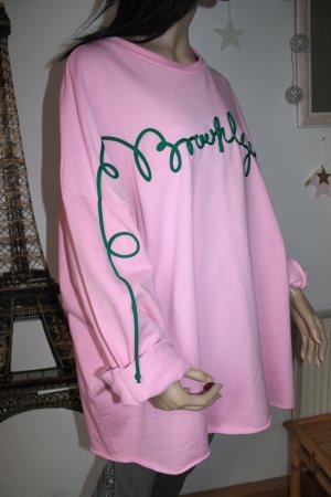 lässiges Sweatshirt * Oversize * Gr. XL * nie getragen *