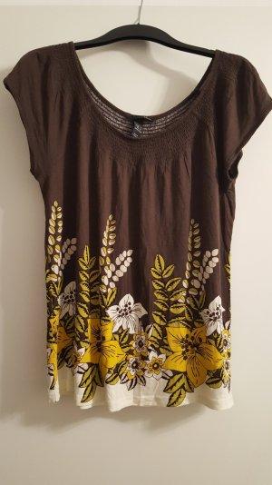 Lässiges Top/ T-Shirt, H&M, Gr. L, wie neu