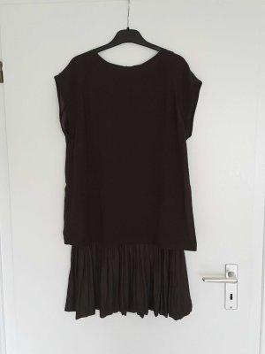 Lagen Kleid von Esprit Gr 38 olivgrün/khaki