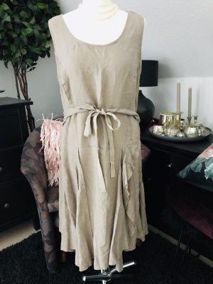 Lagenlook leinen kleid gr. 40 malvin