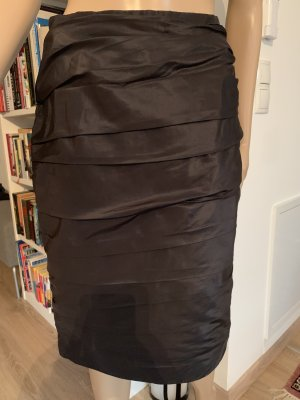 Lagerfeld Wraparound Skirt black
