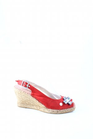 lait&miel Wedge Sandals multicolored casual look